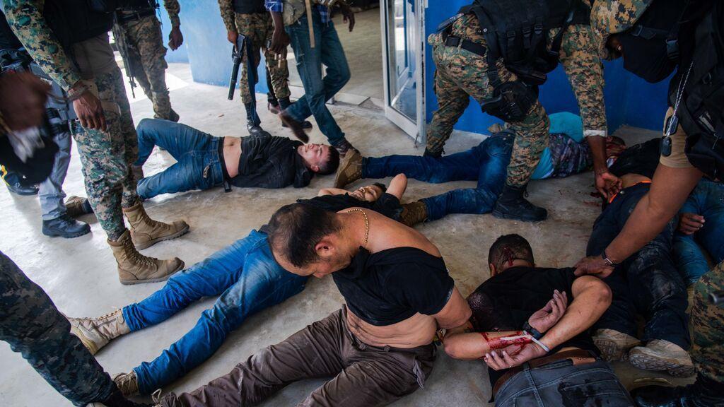 Detenidos 15 colombianos, entre ellos seis exmilitares, por el magnicidio en Haití