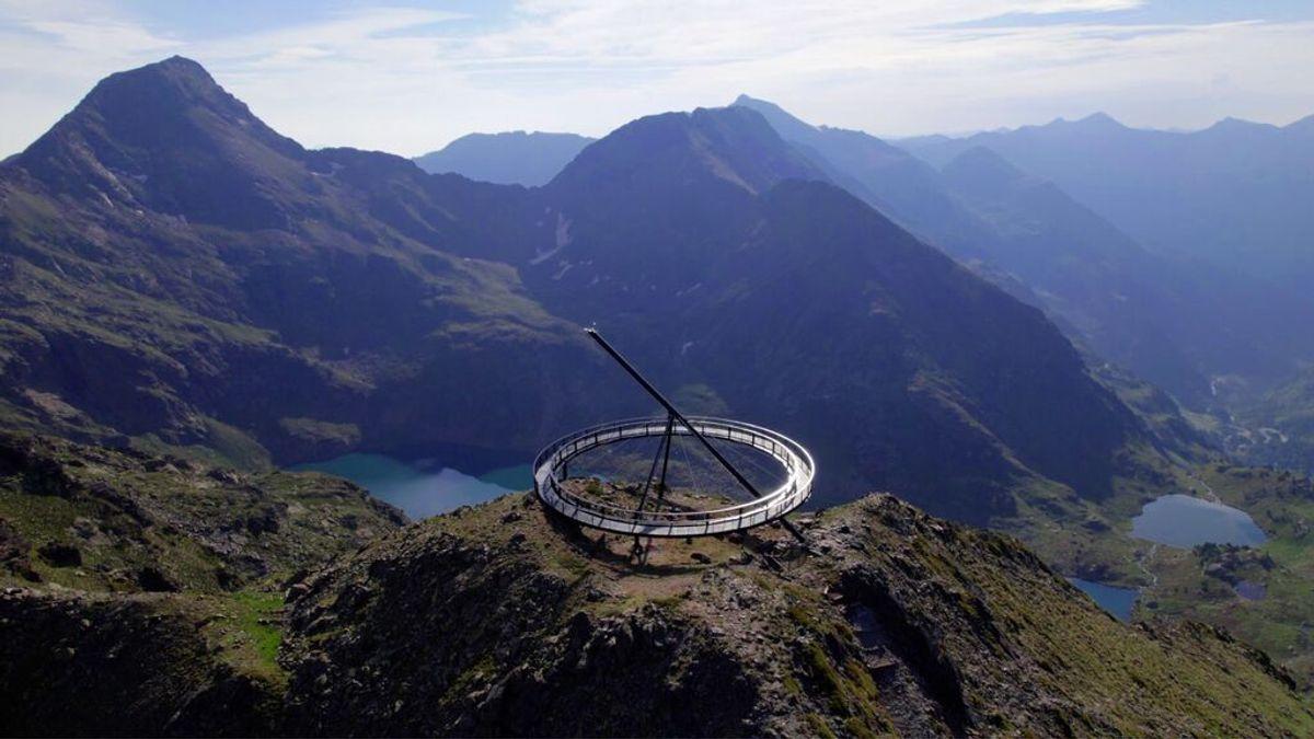 Mirador de  Ordino Arcalís (Andorra)