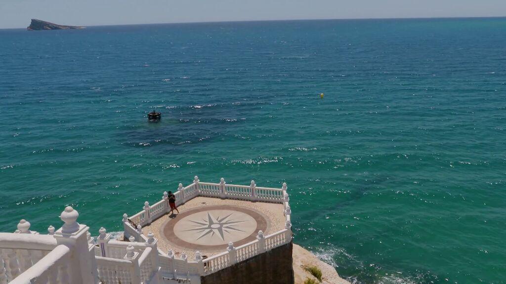 El balcón del mediterráneo.