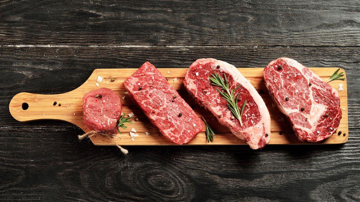 ¿Cuánta carne es recomendable consumir?