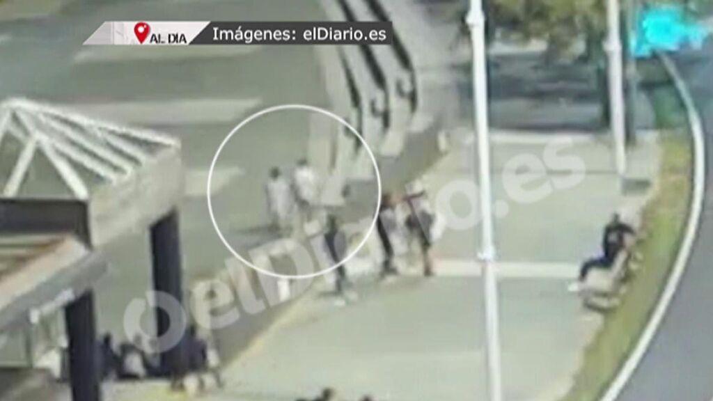 """Las imágenes de la agresión a Samuel: una """"jauría humana"""" le persiguió"""