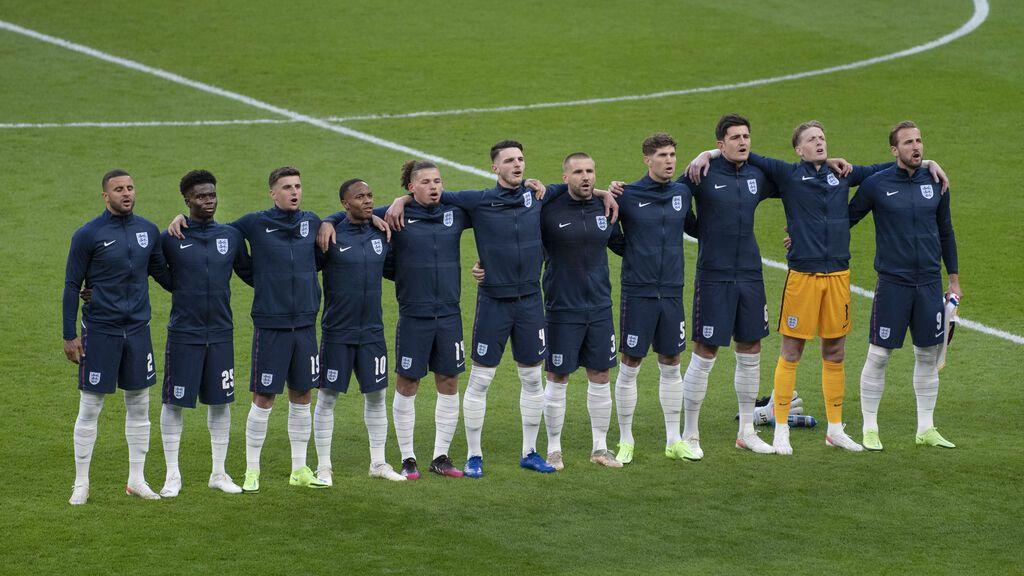 Los jugadores de Inglaterra donarán sus primas al Servicio Nacional de Salud británico si ganan la Eurocopa