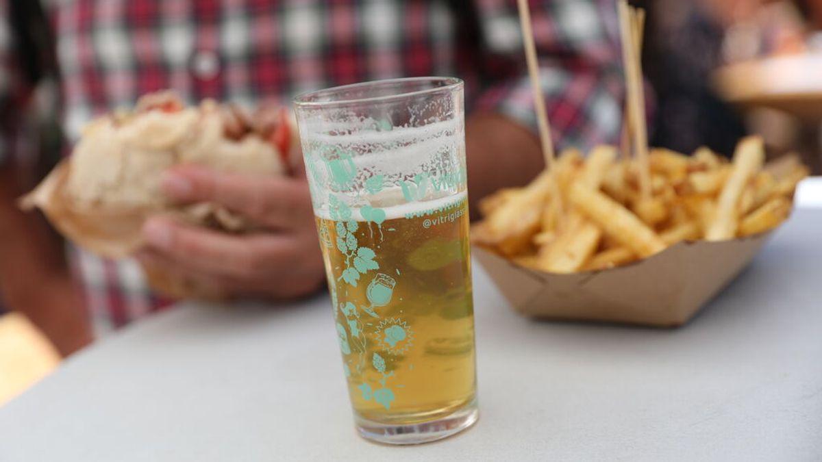 Vida de chiringuito: ¿Cuántas calorías tienen nuestras raciones veraniegas favoritas?