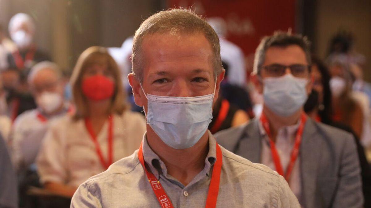 El PSOE propone a Ander Gil como nuevo presidente del Senado