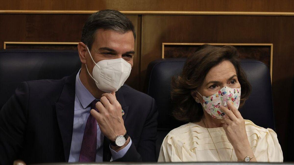 Sánchez saca del Gobierno a Carmen Calvo e Iván Redondo