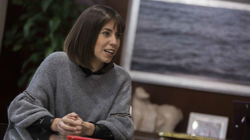 Diana Morant, una alcaldesa cercana a los ciudadanos de 41 años para sustituir al astronauta Duque
