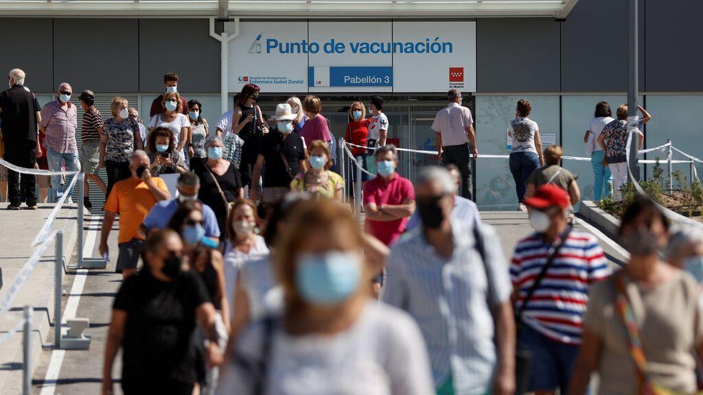 España duplica su incidencia de casos en una semana