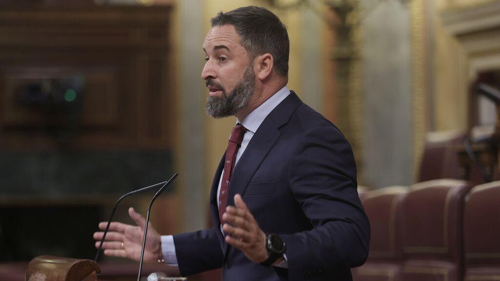 """Abascal sobre la remodelación de Sánchez: """"No importa el relevo de sus secuaces. Mantiene los cómplices"""""""