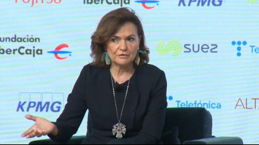 Sánchez destituye a Carmen Calvo: ¿Por qué chocó con Podemos?