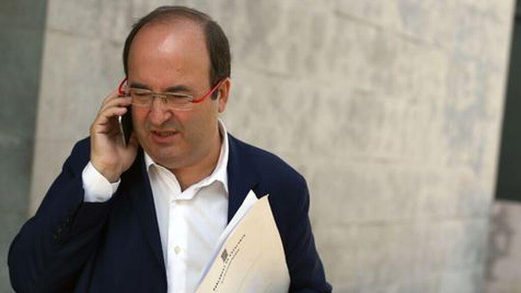 Remodelación del Gobierno de Pedro Sánchez: Miquel Iceta deja el ministerio de Política Territorial y pasa al de Cultura