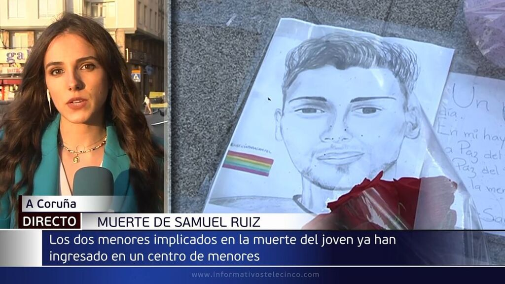 Novedades en el caso de Samuel: decretan el internamiento de los dos menores detenidos