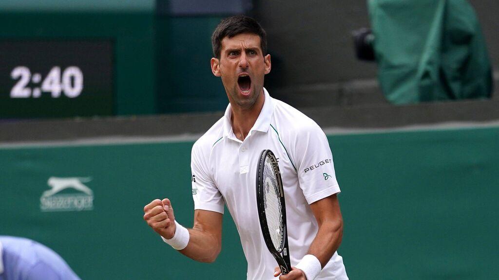 Novak Djokovic agranda su leyenda y alcanza a Rafa Nadal y Roger Federer: 6º Wimbledon y 20º Grand Slam