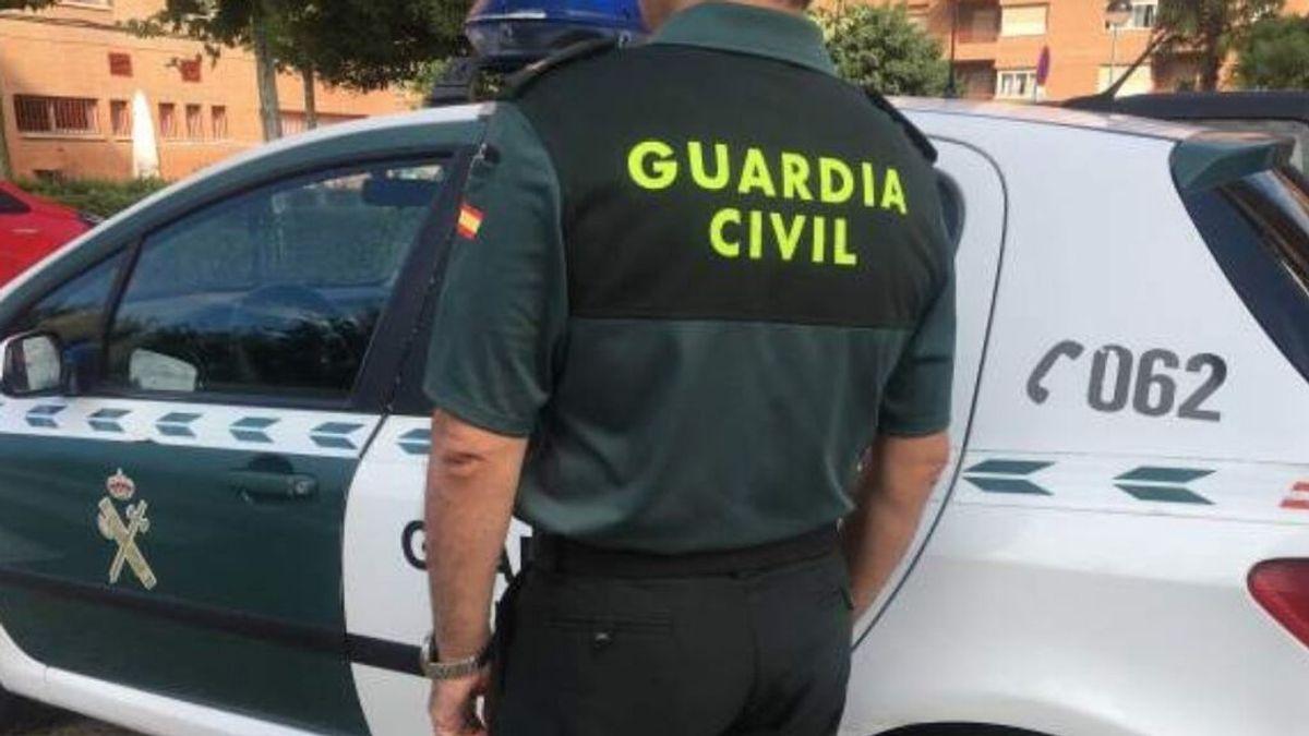Atropellan a un guardia civil cuando asistía en un accidente en Mora, Toledo