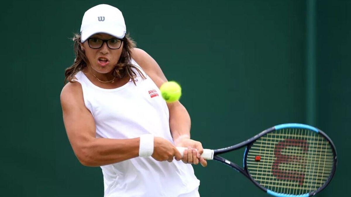 Ane Mintegi, primera  júnior española en conquistar el torneo de Wimbledon