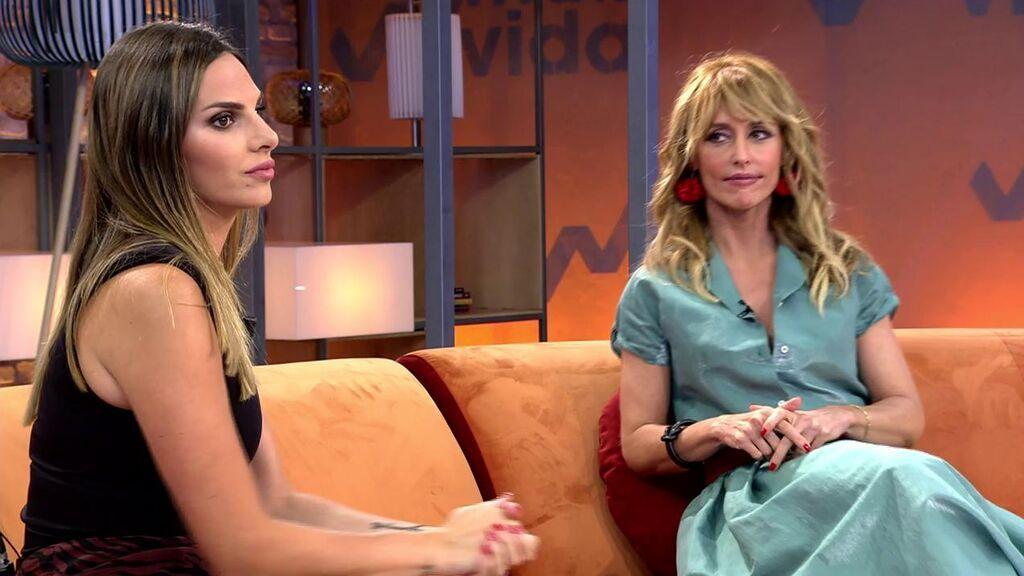 Irene Rosales comunica su decisión de abandonar 'Viva la vida'