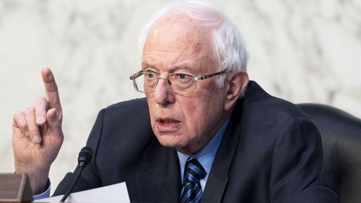 """Bernie Sanders, tras el vuelo espacial de Richard Branson: """"Es hora de cobrar impuestos a los multimillonarios"""""""