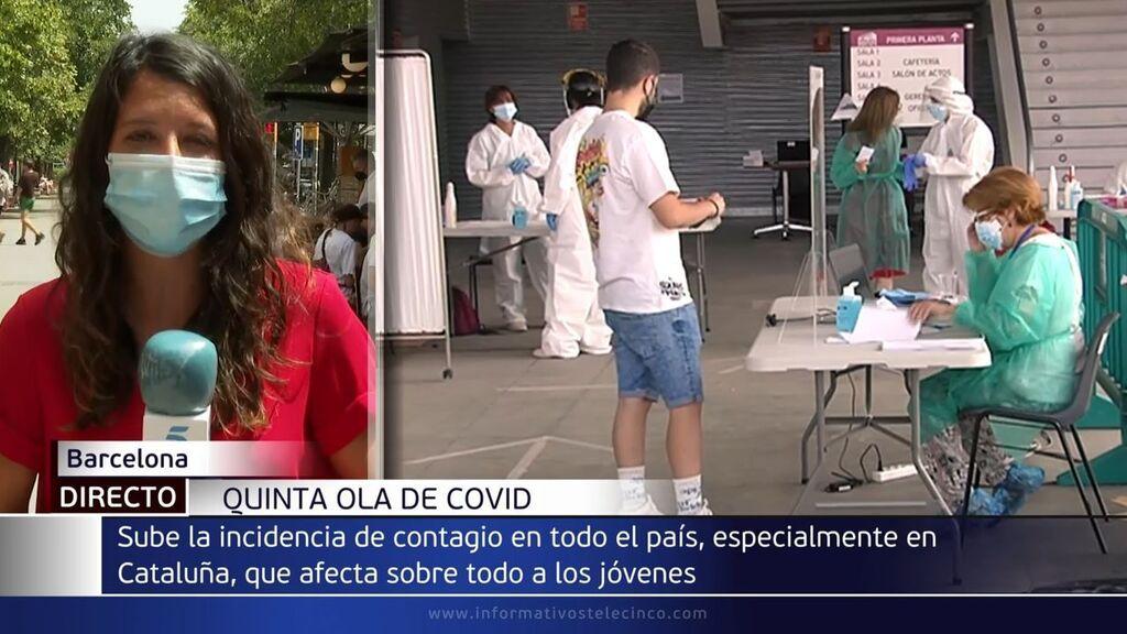 """Última hora del coronavirus   Aragonès alerta del """"momento complicado"""" en Cataluña y anunciará nuevas restricciones"""