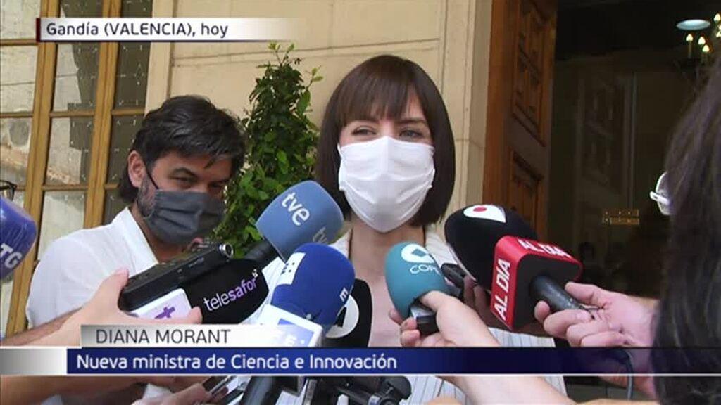 Isabel Rodríguez, Diana Morant y Raquel Sánchez renuncian a sus alcaldías