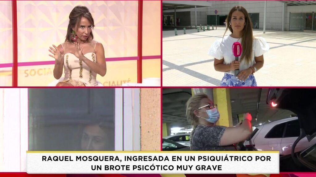 Última hora del estado de salud de Raquel Mosquera