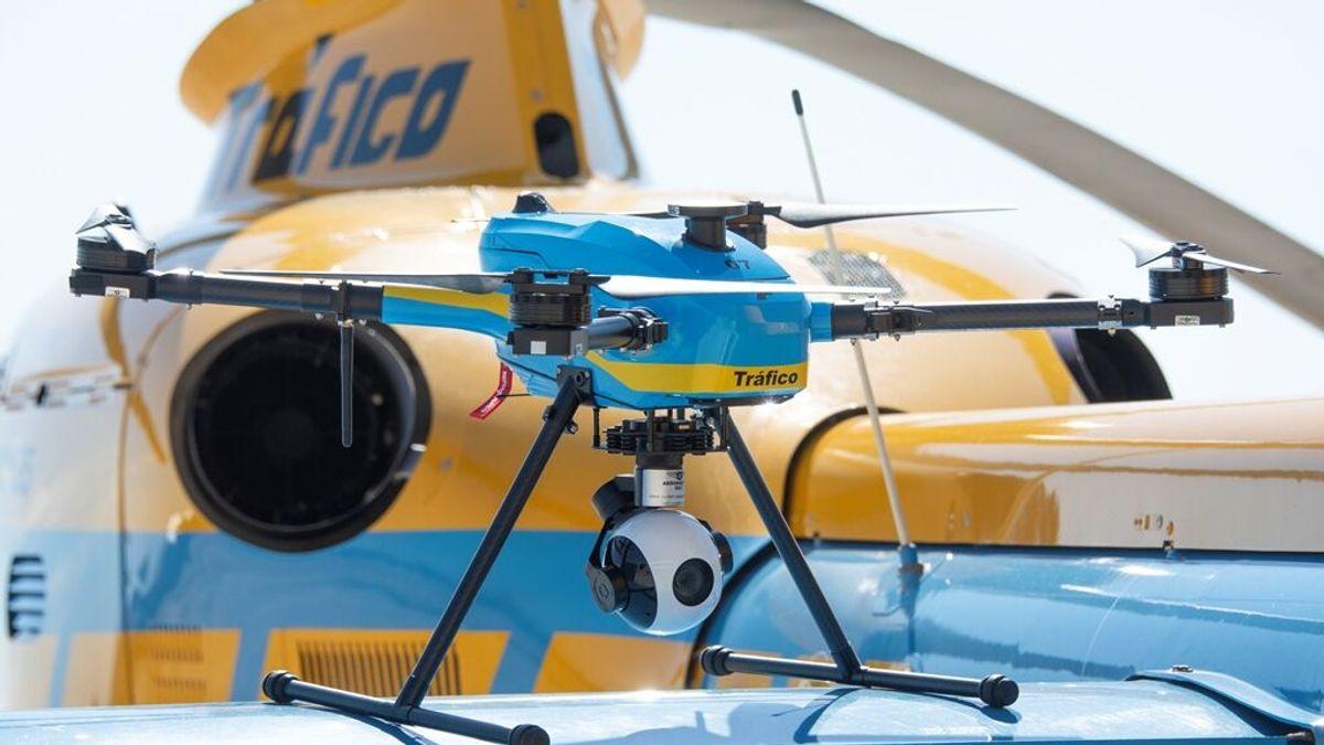 Operación verano: ¿cómo funcionan los 39 drones de la DGT que pueden multarte?