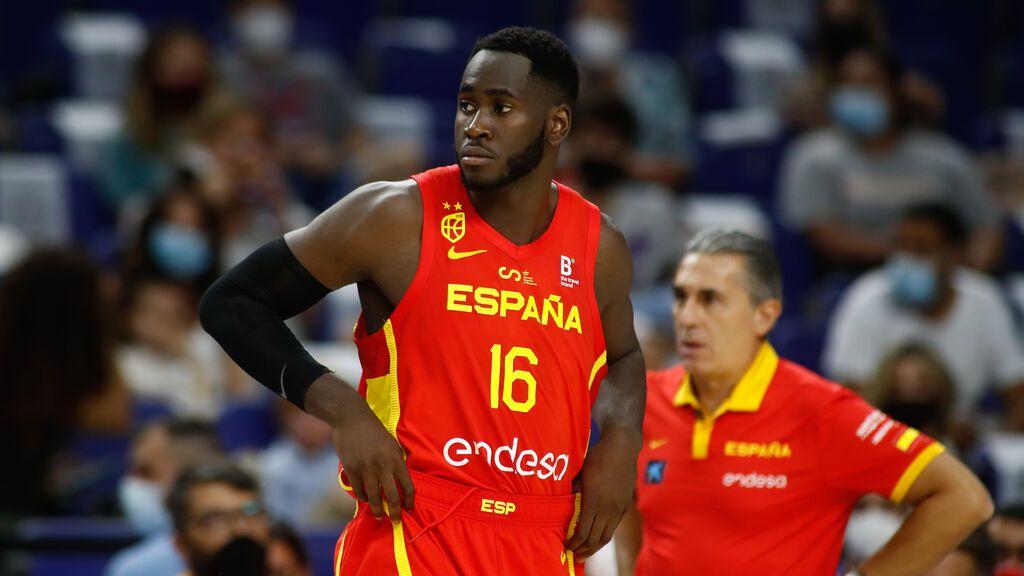 Garuba y Abalde disputarán los Juegos Olímpicos con España