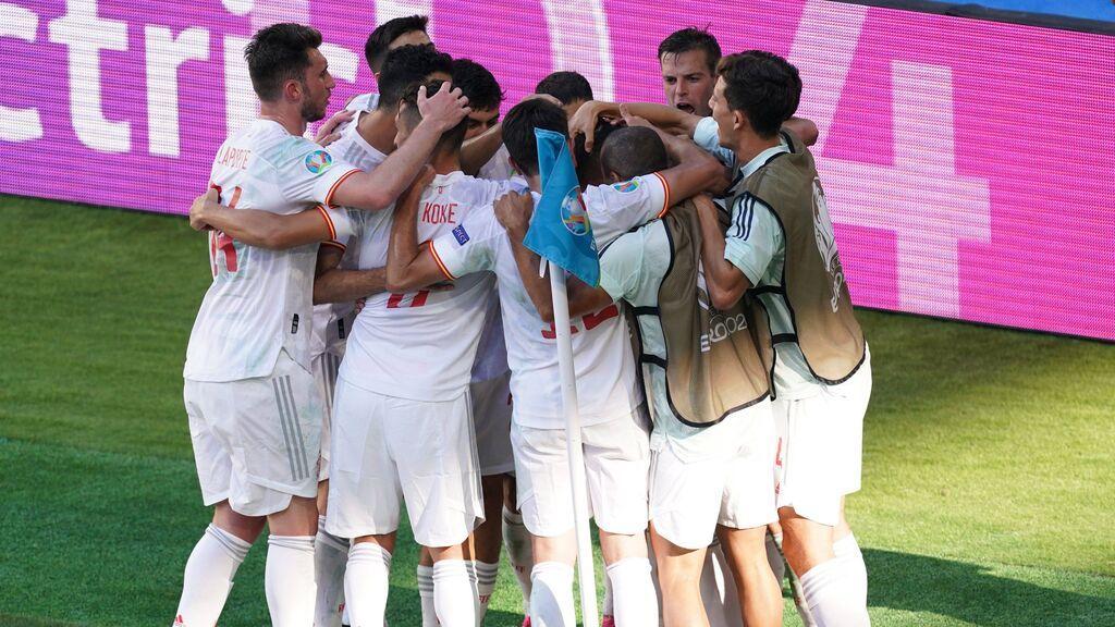 Mediaset España cierra la Eurocopa con 36 millones de contactos en TV lineal y 16,7 millones de directos en digital