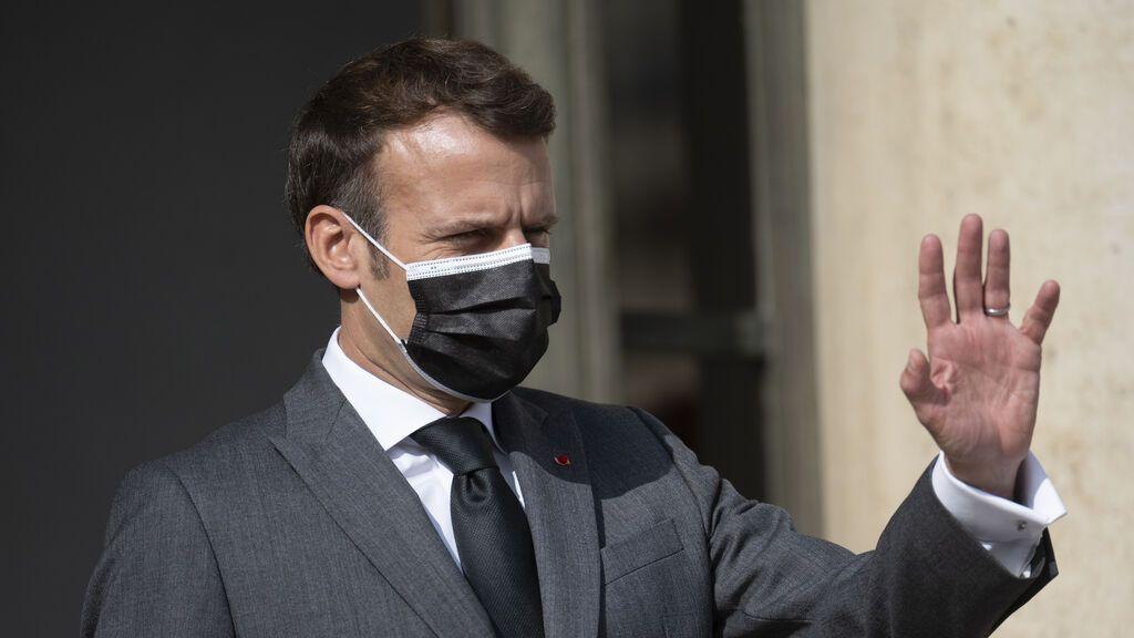 La ofensiva de Francia ante el repunte de contagios de covid: Macron prepara medidas