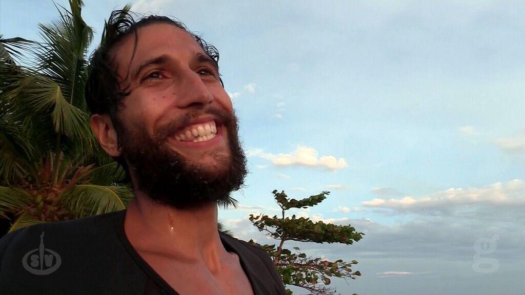 Gianmarco feliz