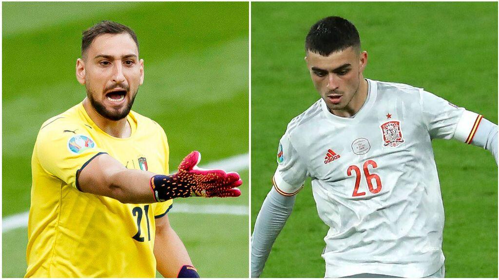 Pedri y Donnarumma lideran la lista de los mejores jóvenes de la Eurocopa: Las futuras estrellas del fútbol ya están aquí