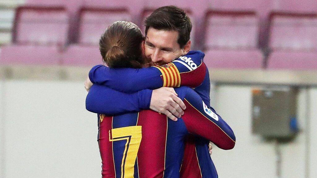Griezmann empieza a contemplar su salida del Barcelona: desde Can Barça no quieren otro 'caso Suárez'