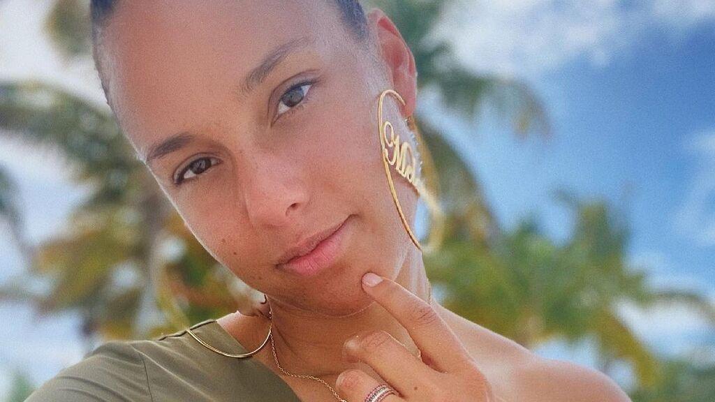 Alicia Keys tiene las trenzas que triunfan en verano y que tú vas a querer copiar