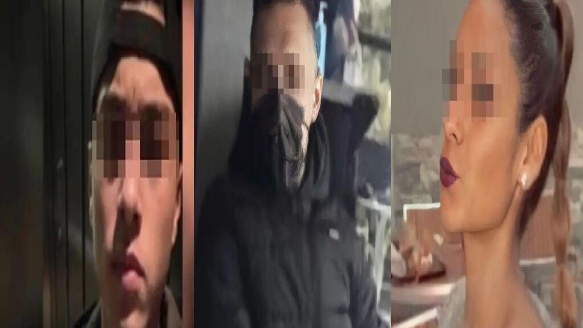 Las fotos de los agresores de Samuel Luiz en Coruña