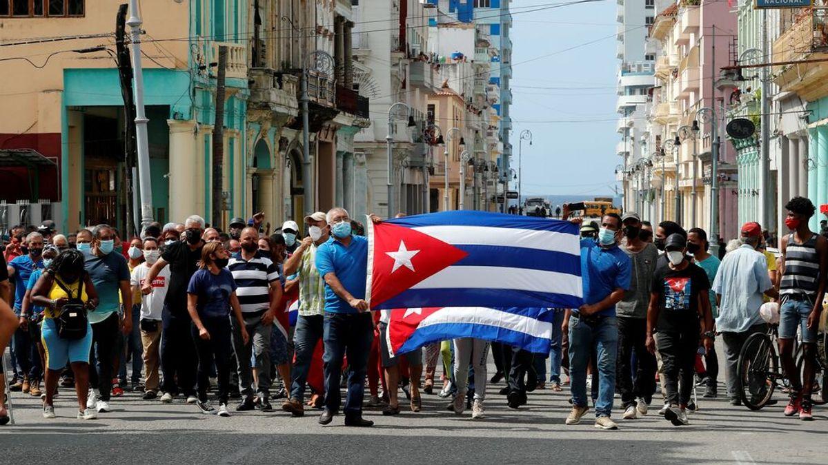 Detienen en Cuba a la corresponsal de ABC Camila Acosta