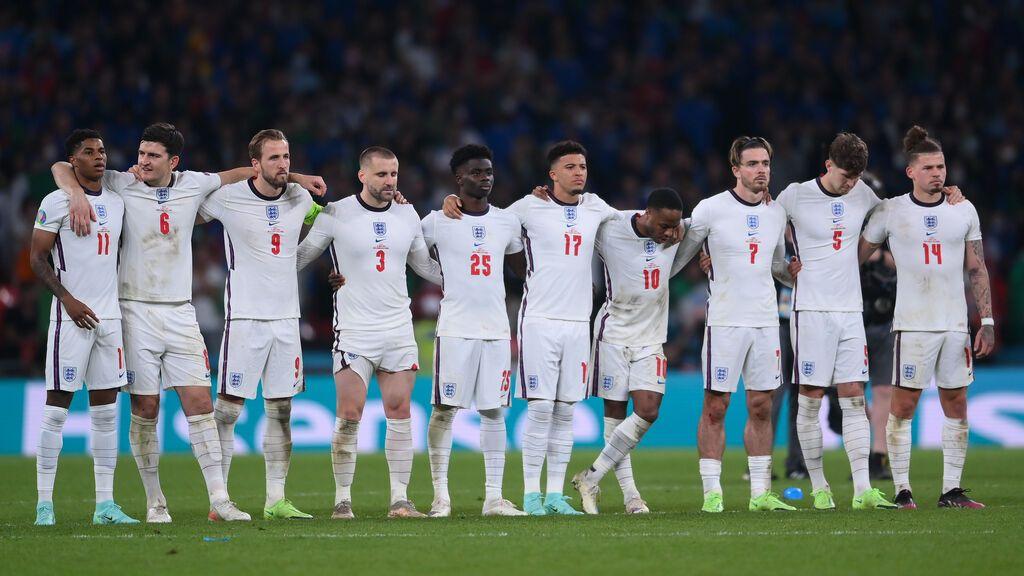 Reino Unido investiga los insultos racistas en redes a los jugadores ingleses que fallaron los penaltis