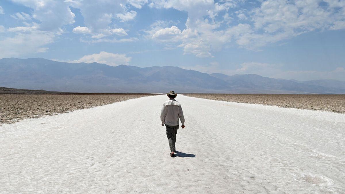 El Valle de la Muerte alcanza la tercera temperatura más alta del planeta