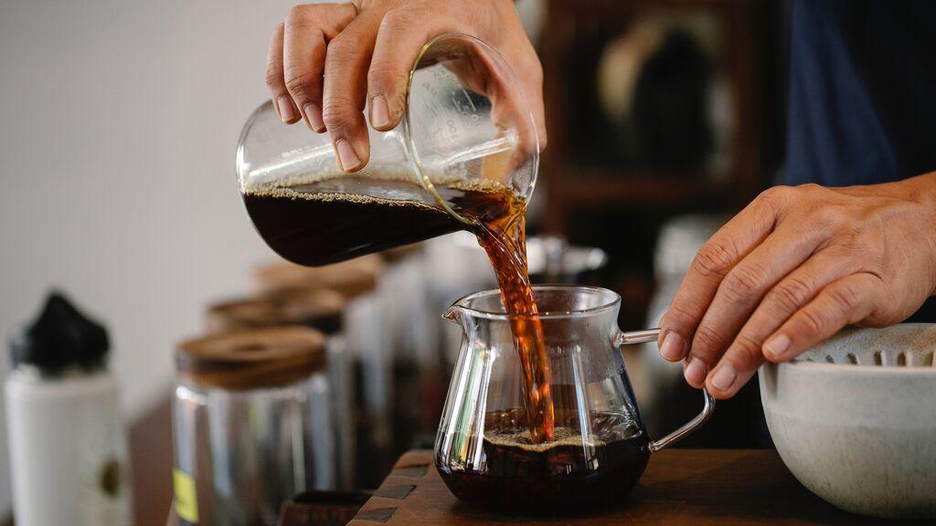 Granizado de café.