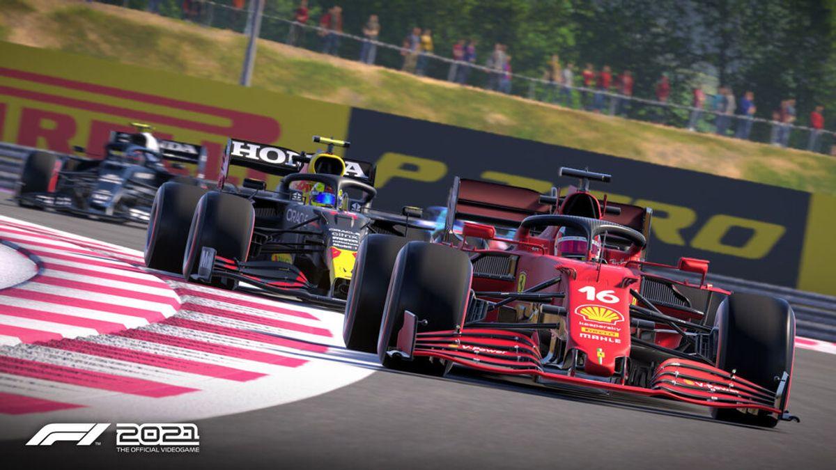 Análisis de F1 2021: siéntete como un auténtico piloto de Fórmula 1