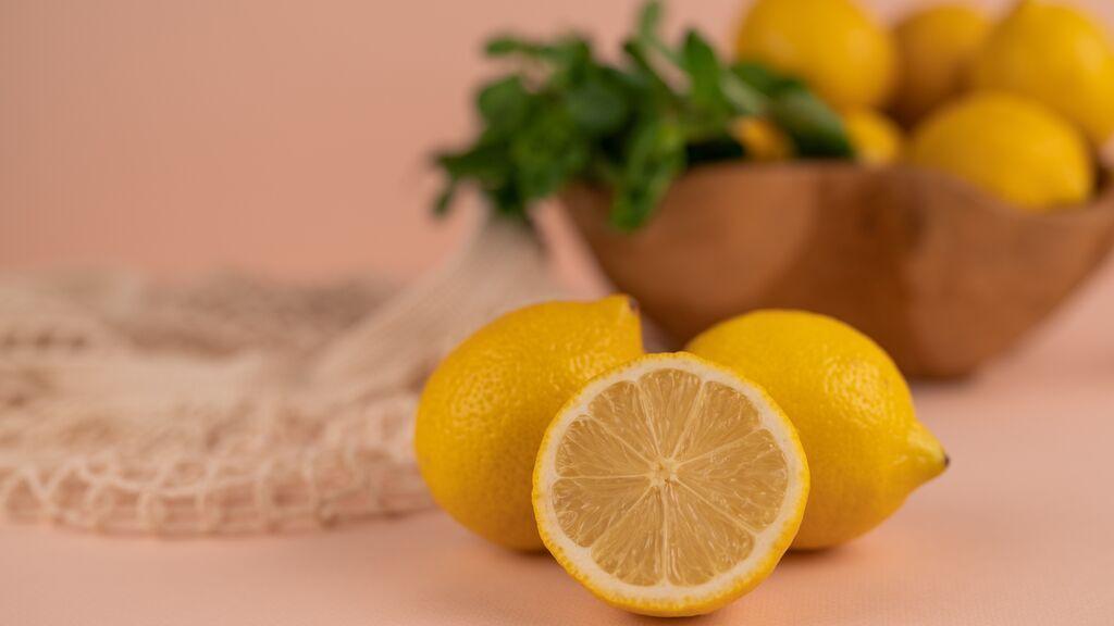 Granizado de limón.