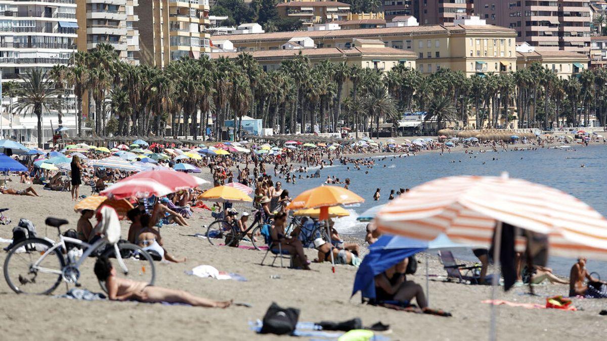El terral vuelve a Málaga este lunes y podrá dejar temperaturas de hasta 42 grados