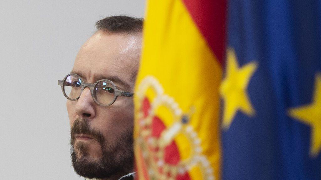 """Echenique augura""""negociaciones difíciles"""" con el nuevo Ejecutivo de Sánchez"""