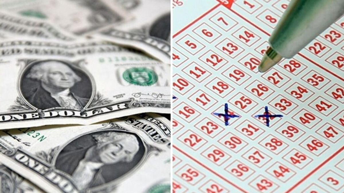 Un hombre gana más de 50 millones en la lotería pero guarda el secreto durante 10 años