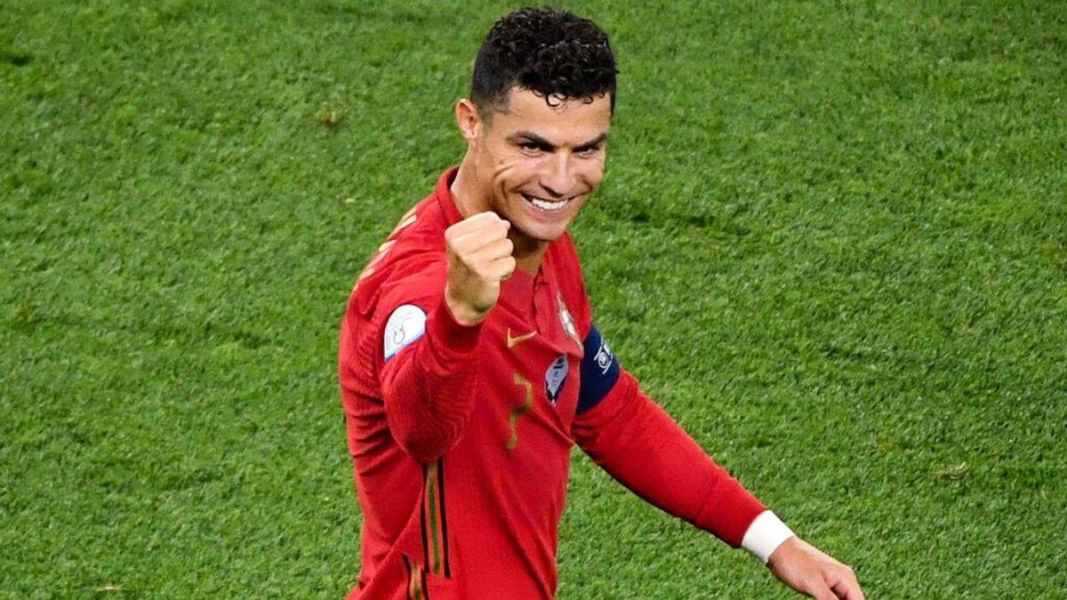 Cristiano Ronaldo se lleva la Bota de Oro de la Eurocopa con sus cinco goles y gracias a una asistencia