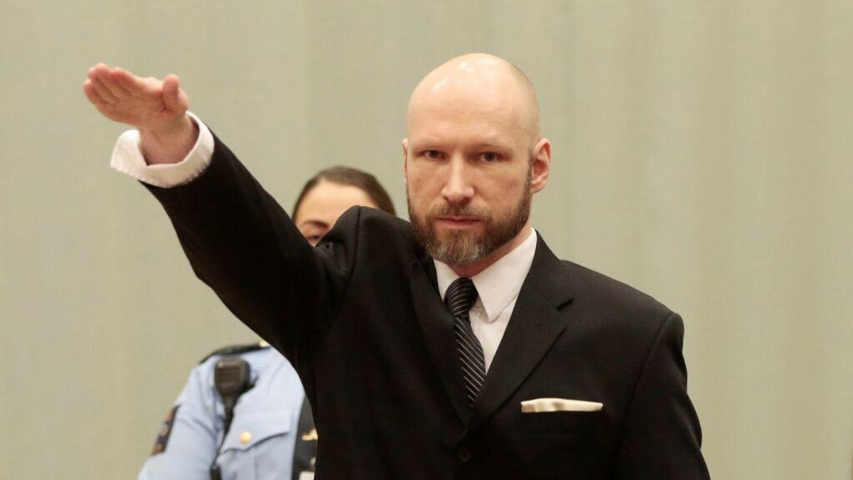 El asesino noruego Anders Breivik pide 8 millones de euros para convertir su vida en una película