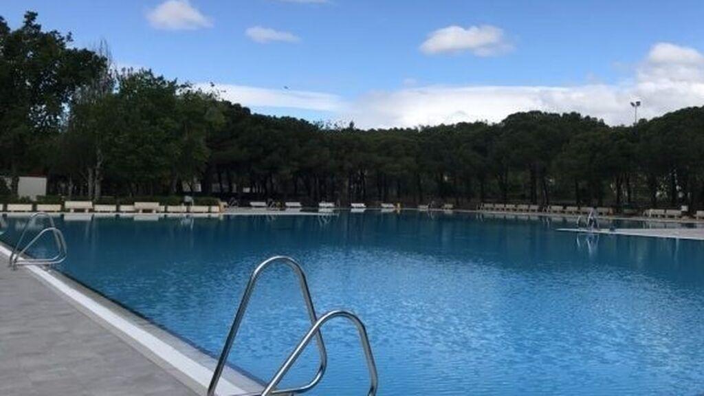 La piscina municipal de Aluche celebra su 'Día sin Bañador'