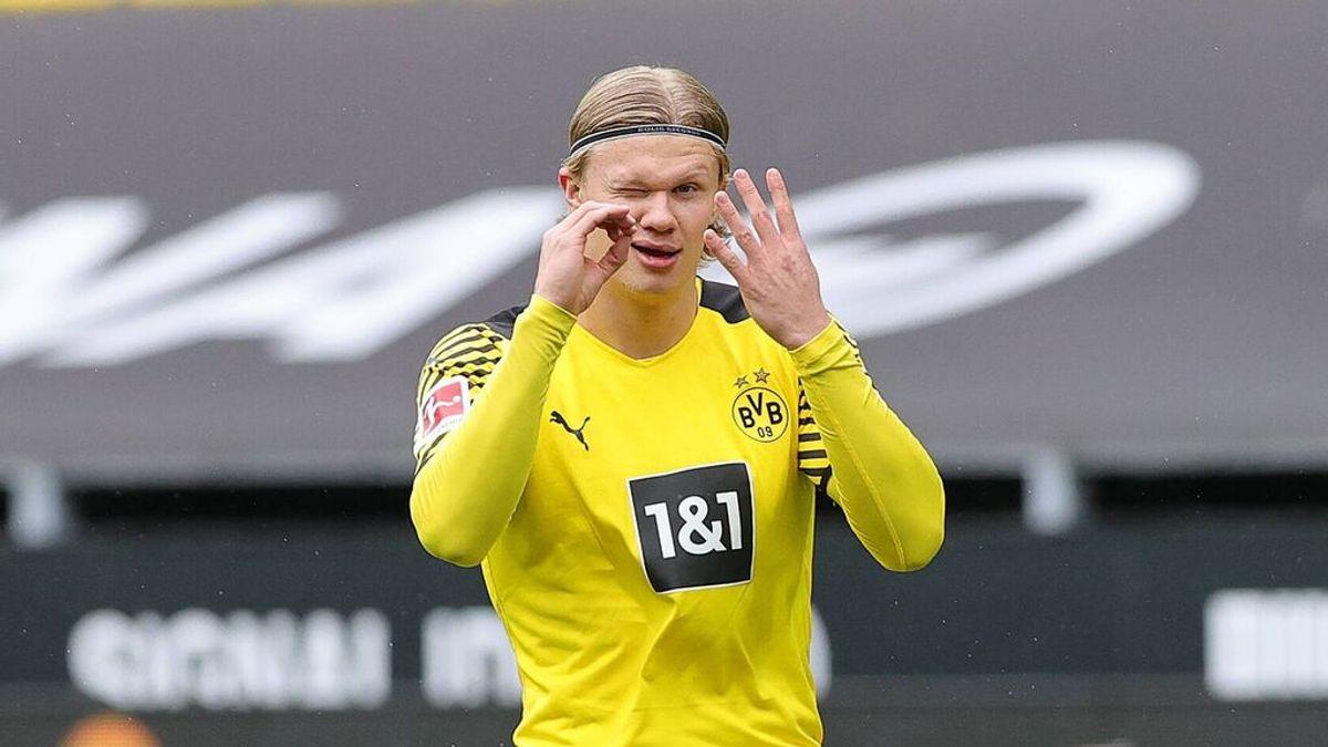 Haaland ya tiene precio: El Chelsea planea pagar 175 millones al Borussia de Dormunt