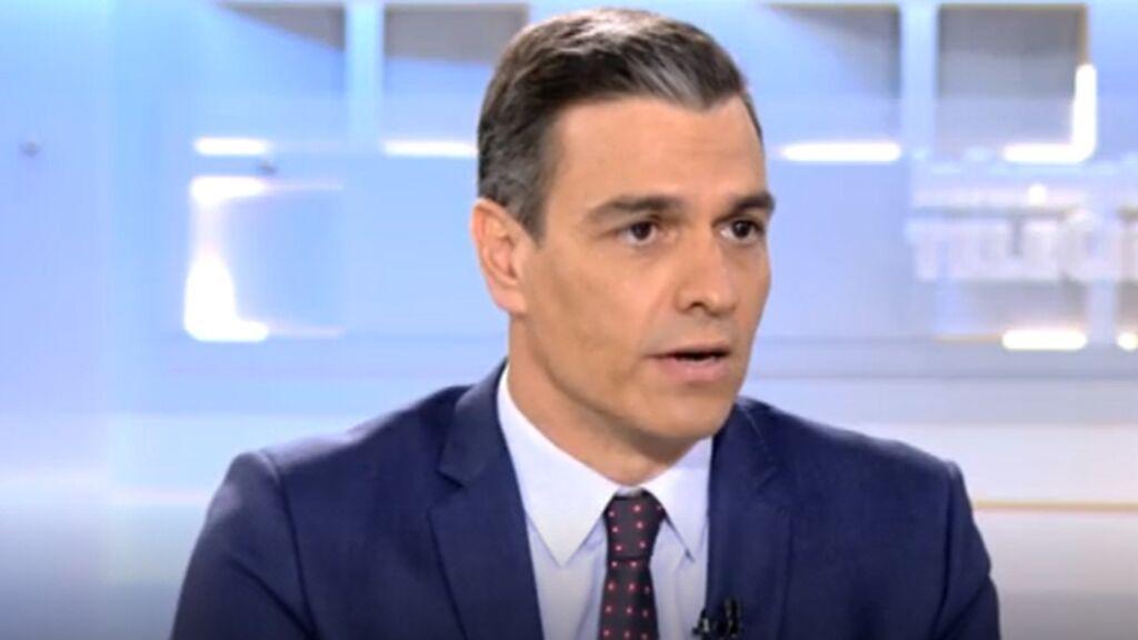 Pedro Sánchez dice que Cuba no es una democracia
