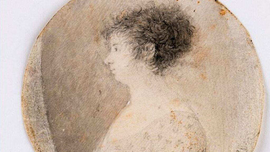 Expertos de la Universidad de Lleida sacan a la luz un retrato de Goya a su consuegra