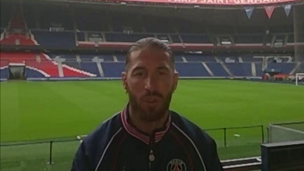 """Sergio Ramos habla sobre el futuo de Mbappé: """"Me gustaría que siguiera en el PSG"""""""