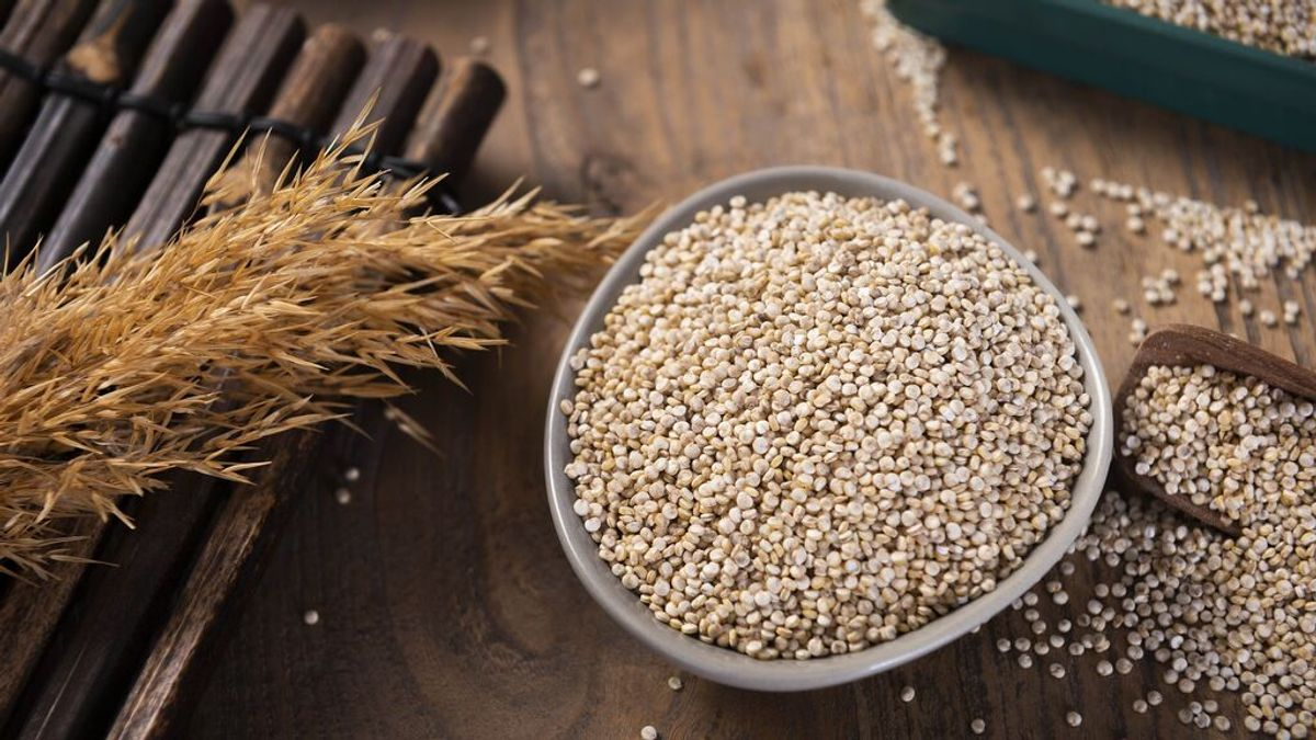Cinco recetas con quinoa ricas y saludables