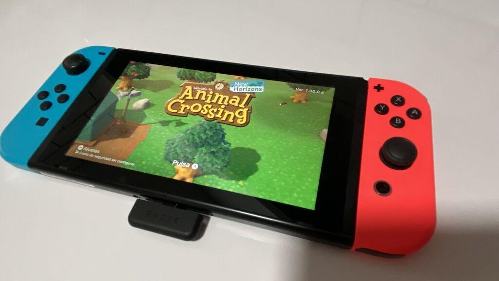 Nintendo Switch - Auriculares Razer Barracuda X